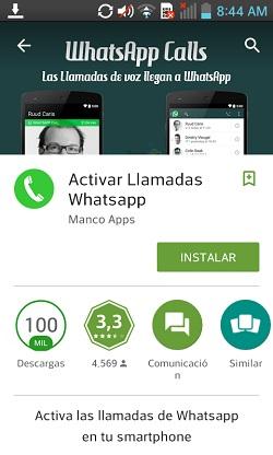 Fraude llamadas WhatsApp
