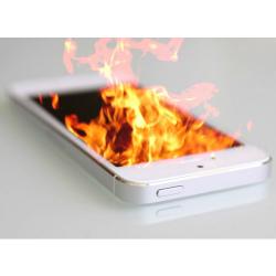 Sale ardiendo un iPhone6 de Apple en el bolsillo de su dueño