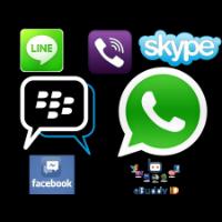 Nuevos defectos en varias aplicaciones de mensajería instantanea