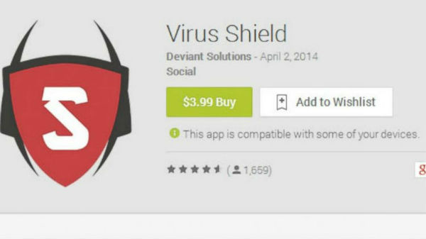 Antivirus Virus Shield en App Store
