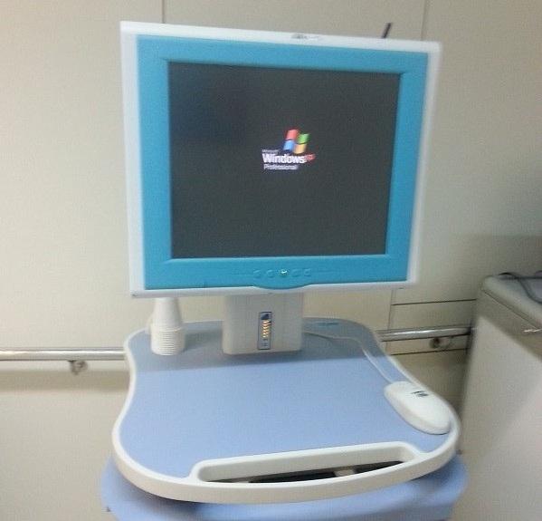 Sistemas XP en sector sanitario